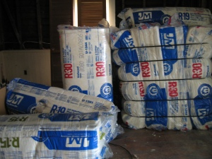 Insulation in the house